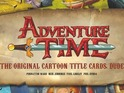 Adventure Time: The Original Title Cards