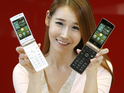 Sales of clamshell handsets rise by 5.7% year-on-year in the Japanese market.
