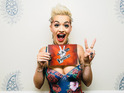 Rita Ora joins Tom Jones, will.i.am and Ricky Wilson for The Voice.