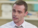 Actor Daniel Brocklebank will appear as clergyman Billy from December.