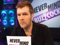 Rhod Gilbert on unruly guests, being an Amstell or Lamarr, and his first single.