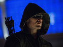 The midseason finale will see the Green Arrow confront the villain.