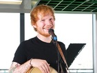"Ed Sheeran dedicated song to David Cameron: ""That was interesting"""