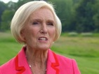 Bake Off's Mary Berry honoured for cookery books over 60-year career