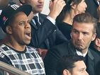 Beyoncé, Jay Z join David Beckham for Paris St Germain football match