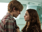 Will they? Won't they? Sam Claflin and Lily Collins in a new romantic comedy.