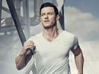 Luke Evans: 'Starring alongside The Rock and Vin Diesel was terrifying'