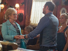 EastEnders was the most-watched soap on Tuesday evening.