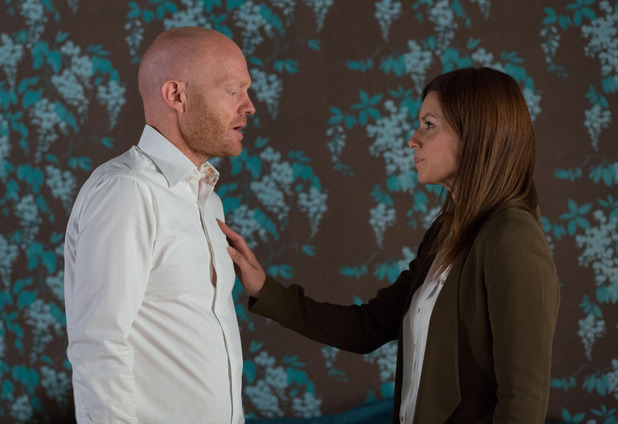 Max tells Emma how he really feels but he is shocked by what she tells him