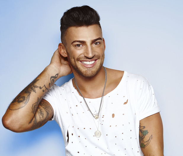 The X Factor, Top 12: Jake Quickenden