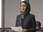Homeland's Boniadi defends head scarf scene