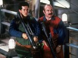 John Leguizamo & Bob Hoskins in Super Mario Bros (1993)
