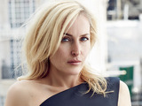 Gillian Anderson photoshoot for Red magazine