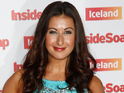 Hayley Tamaddon tips a strong future for her on-screen romance.