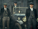 Peaky Blinders S02E01: Arthur Shelby (Paul Anderson), John Shelby (Joe Cole), Thomas Shelby (Cillian Murphy)