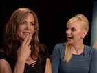 We chat to Mom stars Allison Janney and Anna Faris about the show.