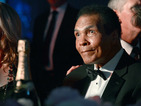 "Muhammad Ali hospitalized with a ""mild case"" of pneumonia"