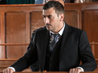 Will Peter Barlow be found guilty or not guilty of killing Tina?