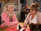 POTD: Coronation Street's Cilla reveals secret to Sinead