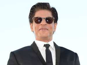 Shah Rukh Khan at the Houses of Parliament