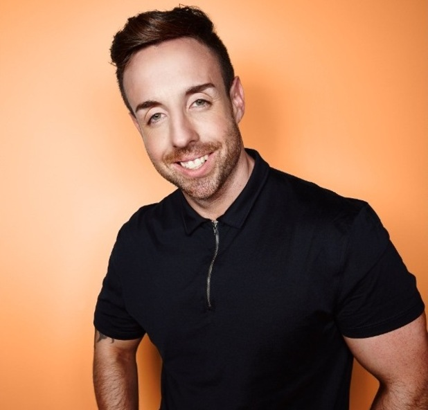 Stevi Ritchie on The X Factor