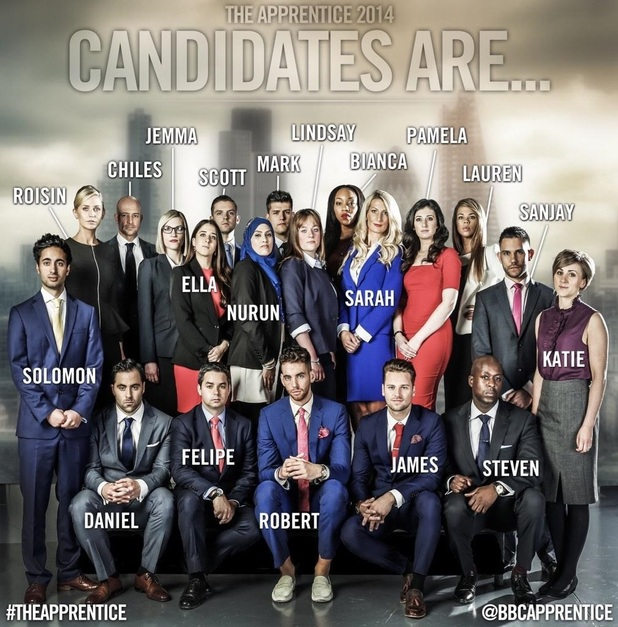 the apprentice uk 2014 meet candidates republican