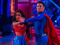 Strictly: Pics and scores from Saturday week 3