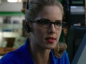 Felicity Smoak loves Italian food, but can she help The Arrow stop a crime?