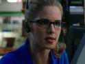 Felicity Smoak loves Italian food, but can she help The Arrow stop a crime?