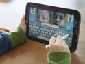 More children than ever have access to a tablet, contributing to a decline in bedroom TVs.