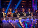 Do you agree with the judges' choice to send home this week's celebrity?