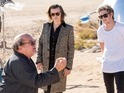 Boyband film 'Steal My Girl' music video with Danny DeVito.