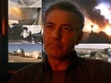 "George Clooney offers Britt Robertson trip to ""miraculous place"" in Tomorrowland."