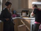 EastEnders: Tosh's violence shocks Tina Carter's flatmates