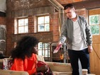 Hollyoaks: Blessing Chambers approached by mystery man at hospital