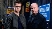 Soap Scoop! Ben Mitchell returns, Peter Barlow gets a beating