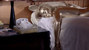 James Bond Goldfinger clip: Shirley Eaton gets covered in gold paint