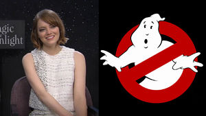 Would Emma Stone play a Ghostbuster?