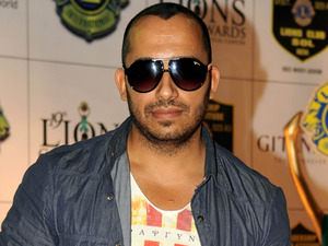 Ali Quli Mirza poses during the Lions Gold Awards ceremony in Mumbai