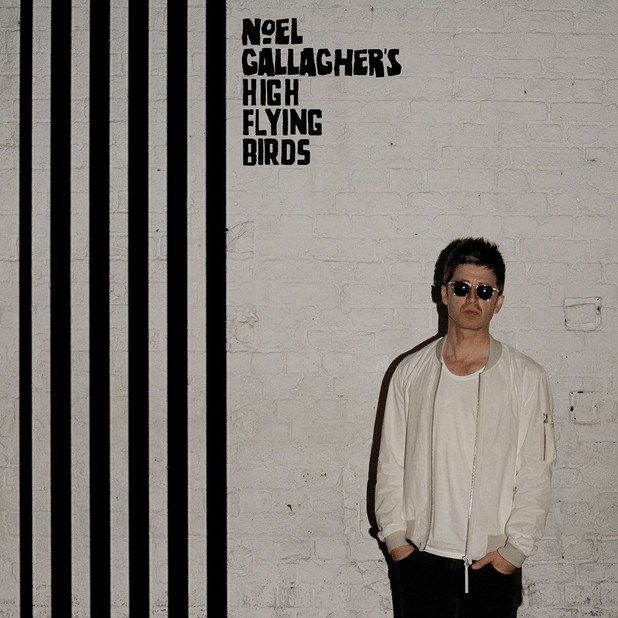 Gallagher's sophomore solo album is released today. Can't wait to pick it up.