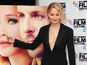 Jennifer Lawrence has fun at LFF premiere