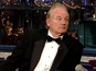 Bill Murray leaves chat show for a run