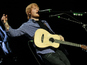 "Ed Sheeran live in London: ""Inimitable"""