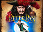 Peter Pan Live: Christopher Walken in poster