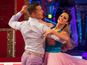 Wood and Flack top Strictly Week 4