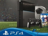 PS4 bundle with Minecraft and FIFA 15
