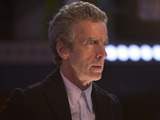 Peter Capaldi as The Doctor in Doctor Who S08E09: 'Flatline'