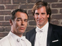 Scott Bakula will finally be reunited with former Leap co-star Dean Stockwell.