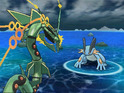Pokemon Omega Ruby and Alpha Sapphire include an open-world flying feature.