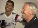 Paddy Crerand and Stewart Gardner talk to Digital Spy about Sir Alex, Ronaldo and more.